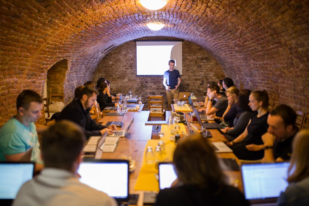 SEO workshop Brno Collabim