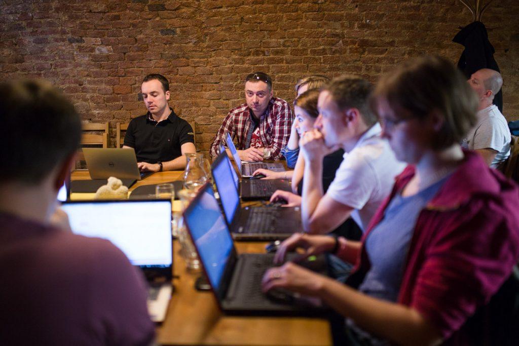 SEO workshop Brno Collabim
